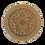 """Thumbnail: 1000 """"Ancient"""" Toned Gold Fantasy Coins"""