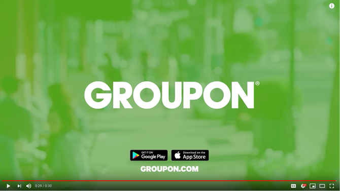 Groupon - Super Publisher *Spotlight