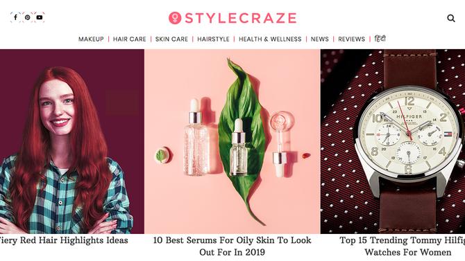 Fashion + Style Craze
