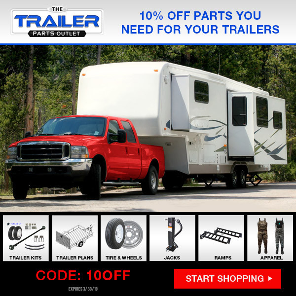 Highly Converting - BIG AOV! Affiliates Check out TheTrailerPartsOutlet.com
