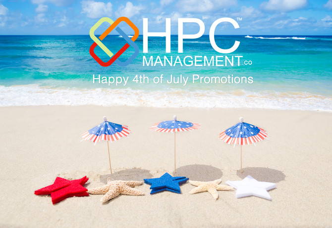 HPC Affiliate Client Program 4th of July Coupons + Promotions
