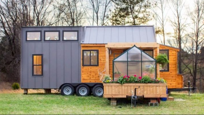 Tiny Homes on Wheels - TheTrailerPartsOutlet.com