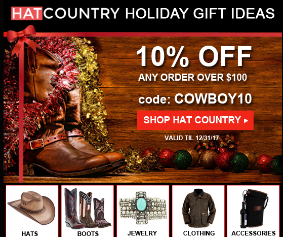 Hat Etiquette for the Holidays and Beyond! - HatCountry.com Affiliate Program in LinkShare