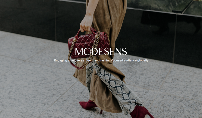 Premier Shopping Assistant and Super Partner - MODESENS