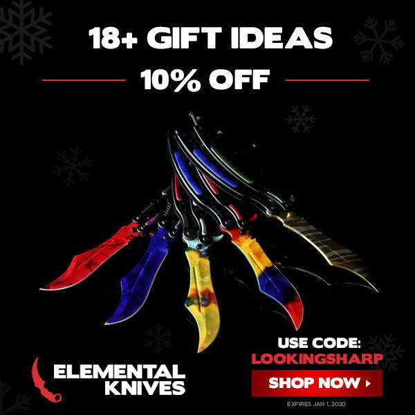 Holiday Media for ElementalKnives in Impact