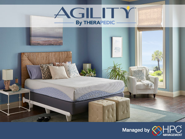 The Agility Bed by THERAPEDIC® affiliate program in ShareaSale and Linkshare