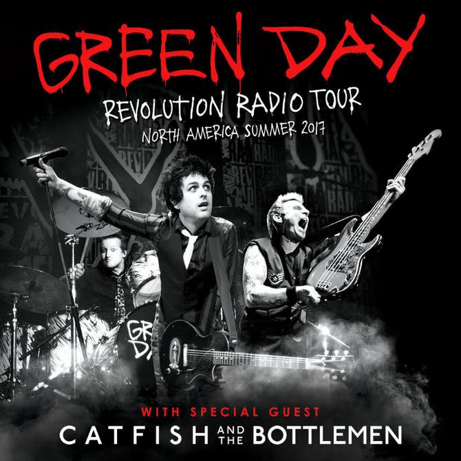 Tickets.Cheap GreenDay Tickets Revolution Radio Tour USA Summer 2017 Influencers + Affiliates Get Re