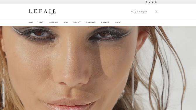Fashion - Travel - Entertainment Influencer Affiliate SpotLight - LEFAIR Magazine <3