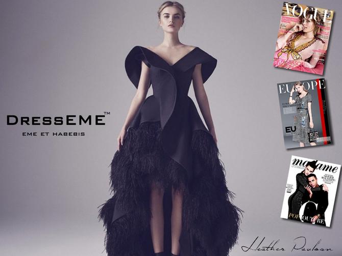 Pre Affiliate Program Launch DressEME™ Haute Couture!