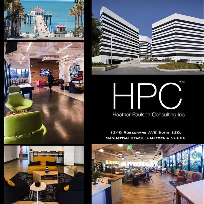HPC™ New Office Space in Manhattan Beach California