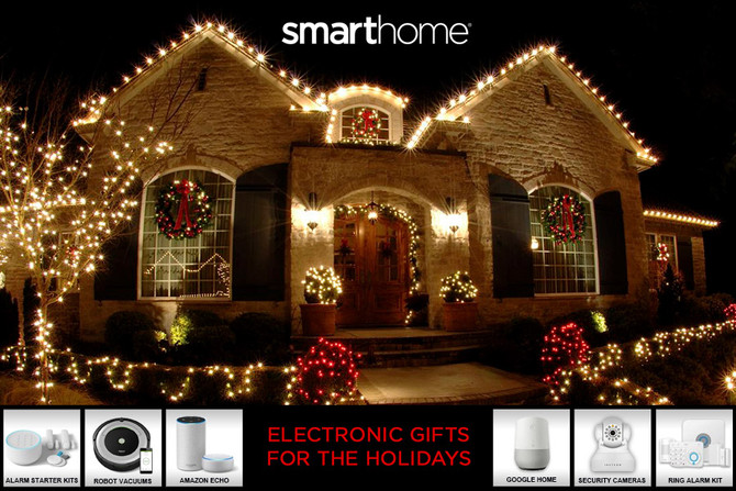 Smarthome Holiday Media and Coupon!