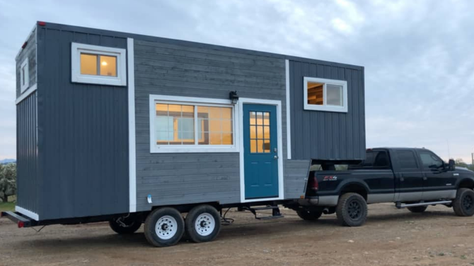 Trailers + Tires for Tiny Homes - Spring into DIY Action!
