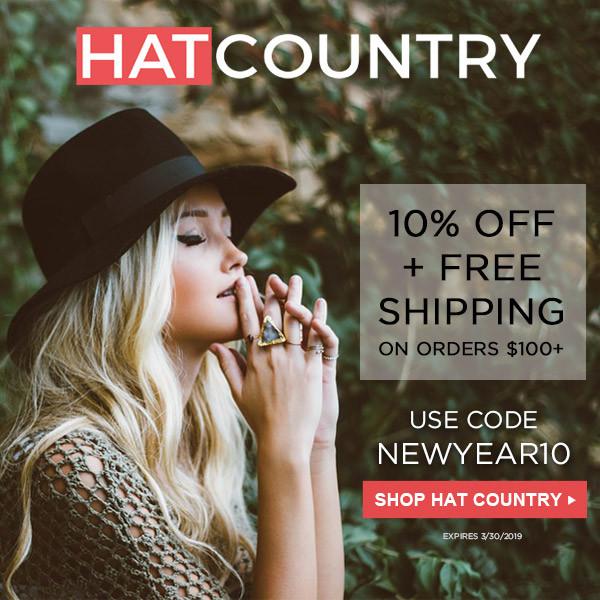 HatCountry.com Affiliate Program - New Q1 Media