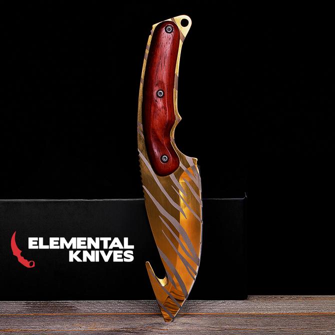ElementalKnives.com Live in Impact