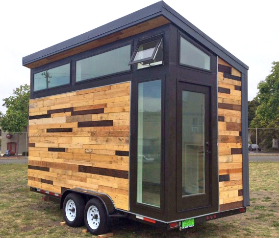 Sustainable Mobile Tiny Home -