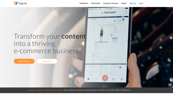 Super Affiliate + Influencer Partner Spotlight * VigLinks Monetize All Links Easily!