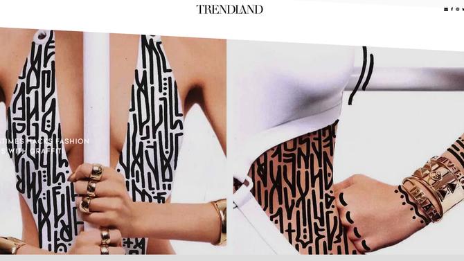 Fashion Affiliate + Influencer Spotlight ~ TRENDLAND