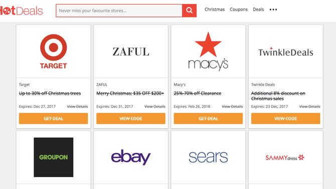 Holiday Shopping Spotlight HotDeals!