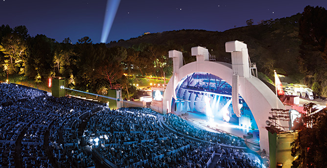 Tickets.Cheap Affiliates + Influencers Blog Idea Summer Concerts at the Hollywood Bowl