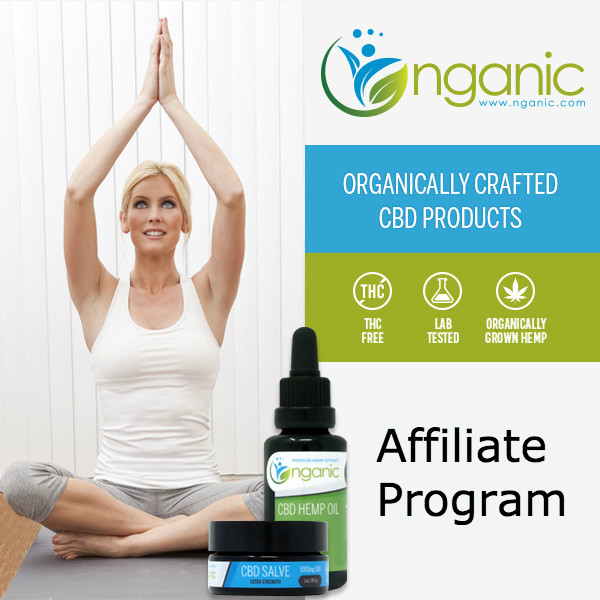 Nganic Affiliate Program in ShareaSale 16% + Commission