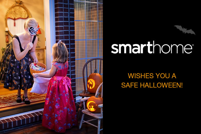 Smarthome Halloween Media for Affiliates + Influencers Going LIVE Soon!