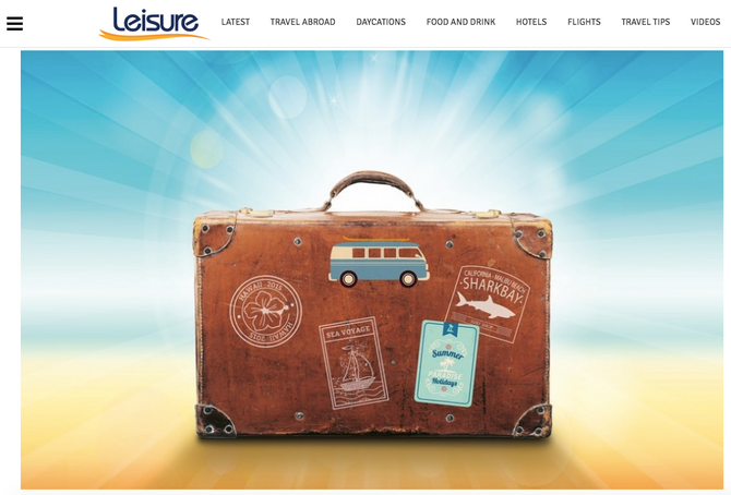 Pack Your Bags! Travel Super Affiliate Leisure has our Itinerary!
