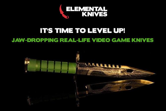 Elemental Knives Affiliate Program Converting above 12% in Impact