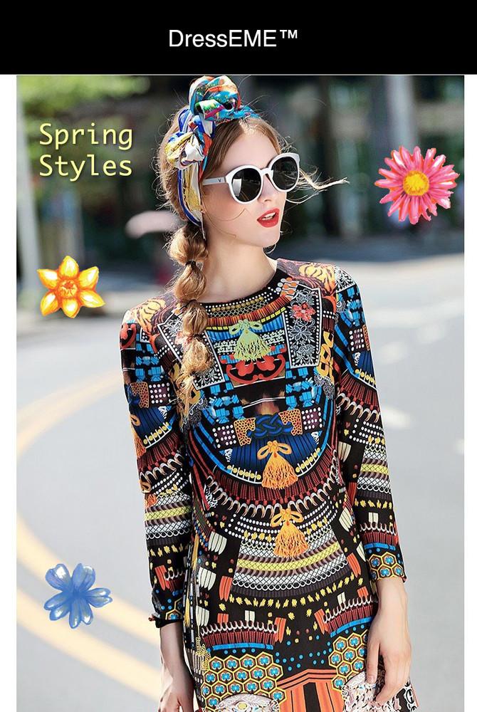 Spring Dresses + Summer Style Time DressEME™ Affiliates!