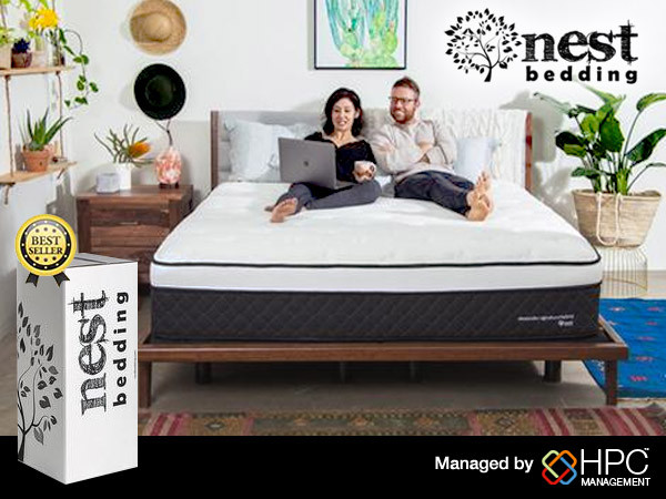 Nest Bedding® BKB - Big Kid's Bed - Affiliates + Influencers!