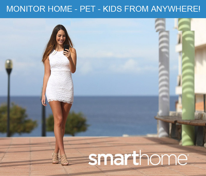 Smarthome Home Security + Electronics Affiliate Program!
