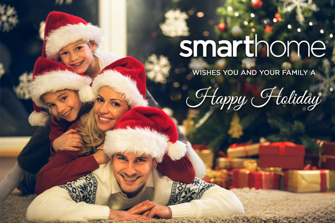 Smarthome for the Holidays - Affiliate Program Moving to Impact