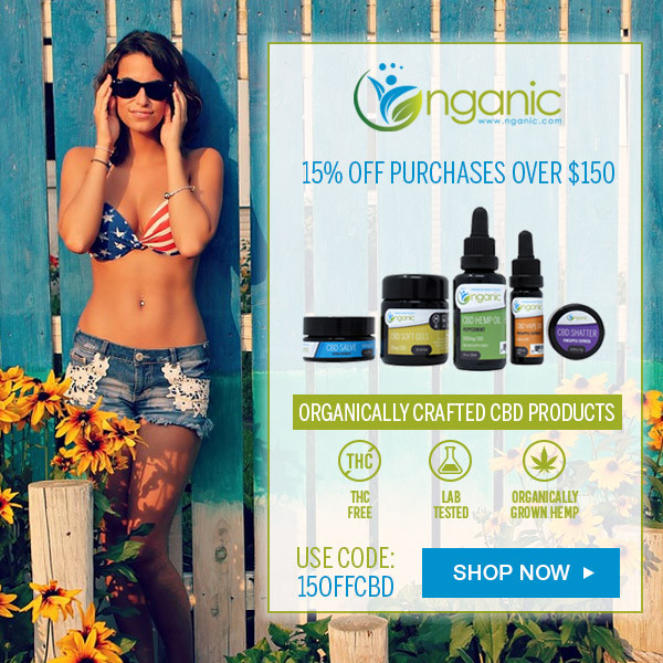 Partners Sign up for Nganic Organic CBD