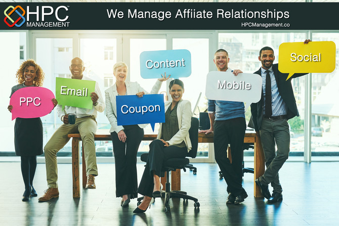 HPC Affiliate Program Management - Media, Recruiting, Communications