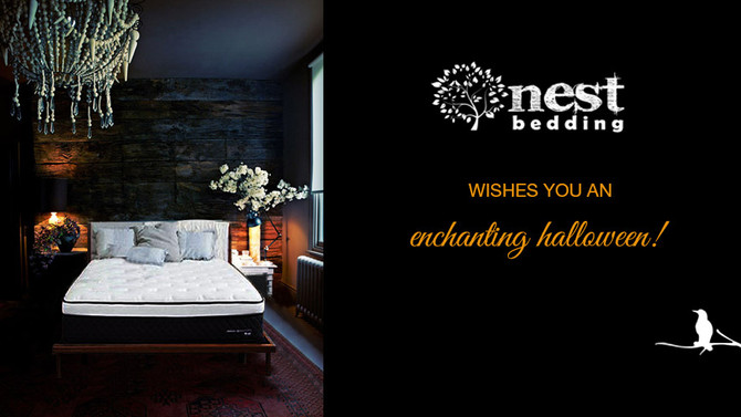Nest Bedding® Halloween Promotions + New Media for Affiliates Live!