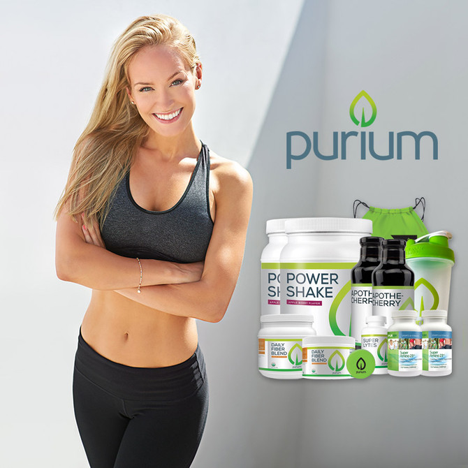 Health + Fitness Affiliate Partners Purium®Hot Summer Product Ideas