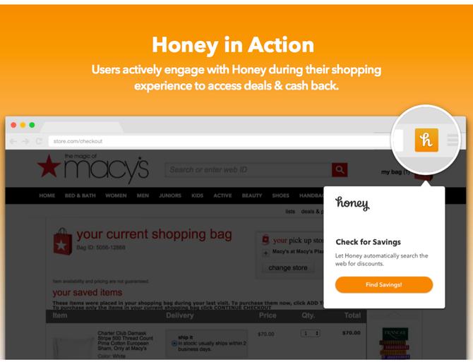 Retailer Affiliate Spotlight - Honey... Sweet with 3.5 Million + Shoppers!