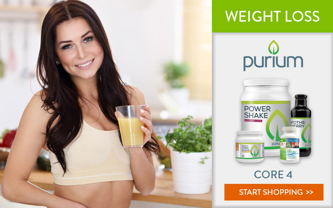 Purium® New Weight Loss Campaign For Summer!