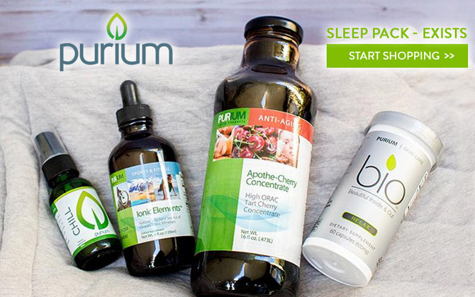 Affiliates Purium® Product Focus for your Blog or SM Accounts!