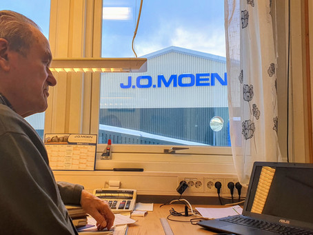 Kjørt Renovasjon i Rauma i 40 år