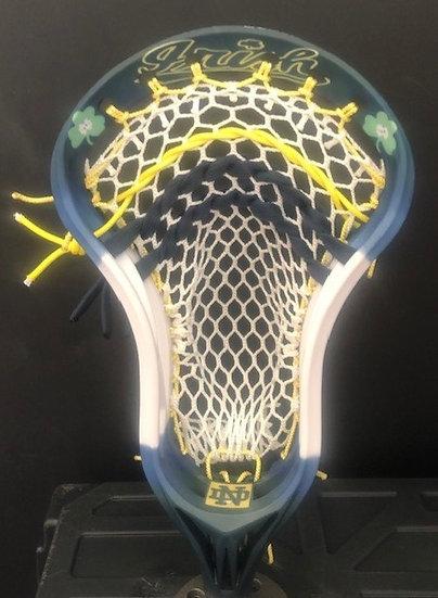 Univ. or Notre Dame Custom Dye Prototype