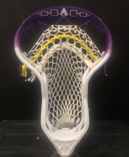 Iroquois Nationals Tribe7 Beast7 FOGO Special Series #1 w/Mesh Dynasty