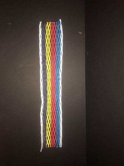 Autism Inspired G.O.A.T. Mesh 1 or 2 Diamond Stripe