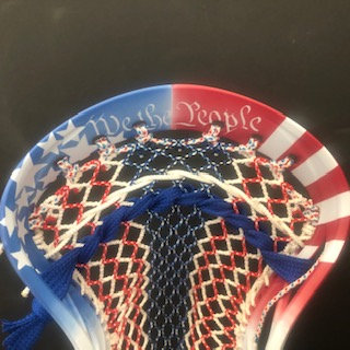 "USA ""We the People"" Custom String King Mark 2F"