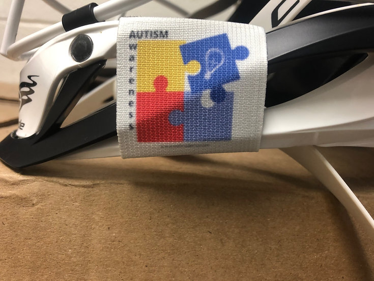 Autism Awareness LAX STRAP from Lax Straps