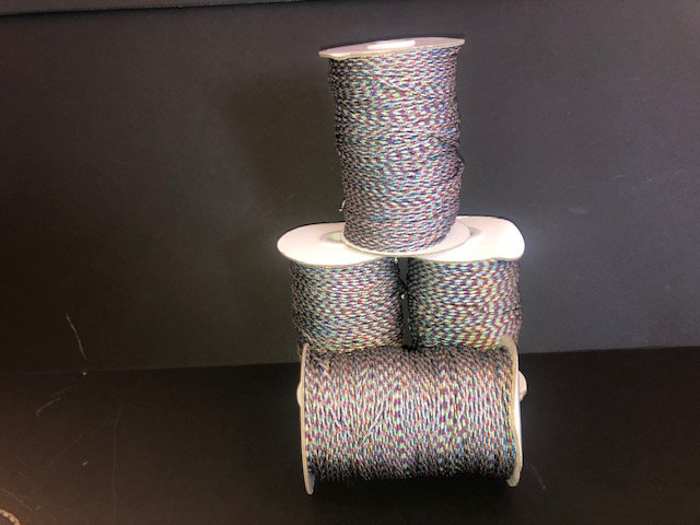Autism Inspired SIDEWALL Lace 100 Meter Spool