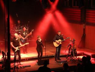 Brass meets Rock in der Schwerzerhalle Gmünd