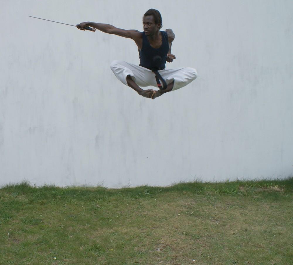 Emmanuel Buriez Jump Sabre