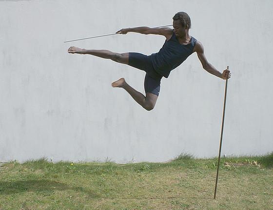 Emmanuel Buriez fly kicks