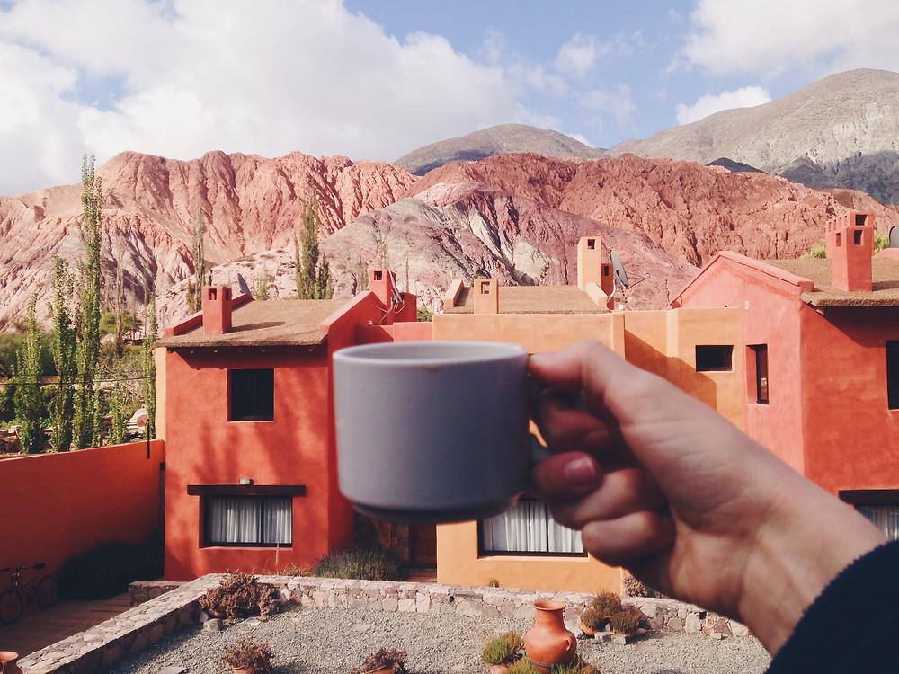 Hotel Colores de Purmamarca, Argentina - 2015 - Foto Raquel Bloomfield