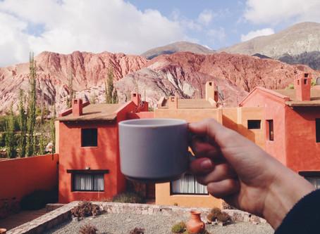 | Austral no Atacama - Diário de Bordo: Purmamarca a San Pedro de Atacama |
